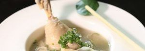 Lee más sobre el artículo Sopa de pollo con verduras